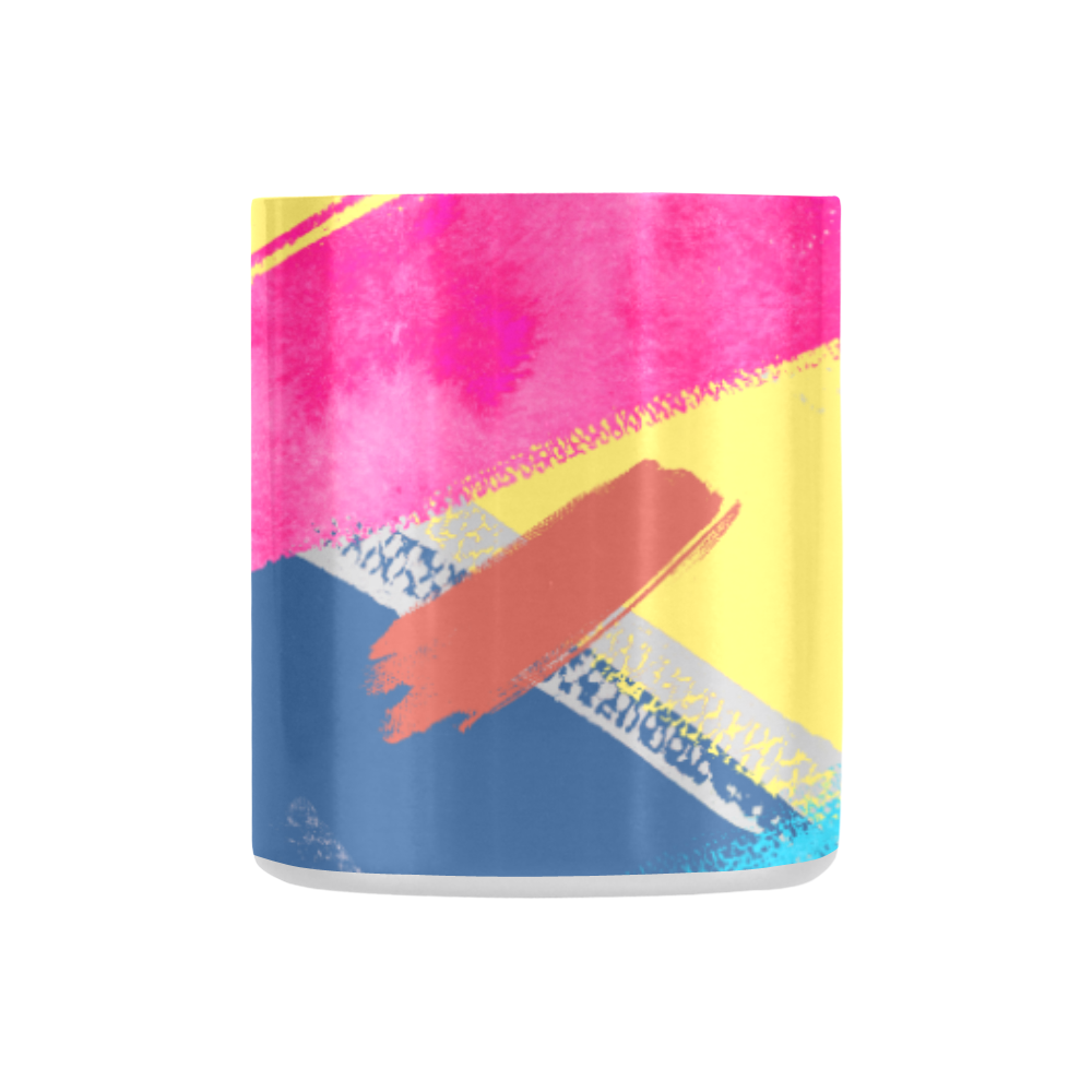 Colorful Classic Insulated Mug 10.3 oz.