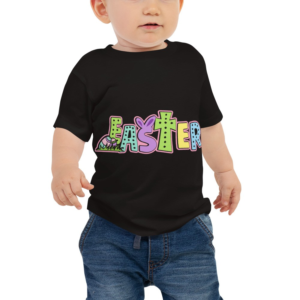 Easter - Easter Baby Jersey Short Sleeve Tee