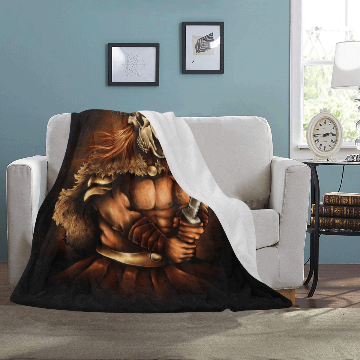 Battle For Honor Ultra Soft Fleece Blanket